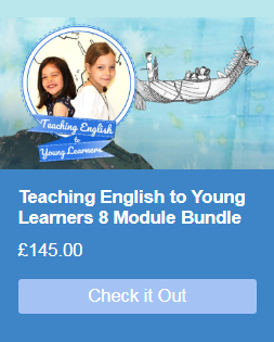 Teaching English to kids, Young Learners Online Course