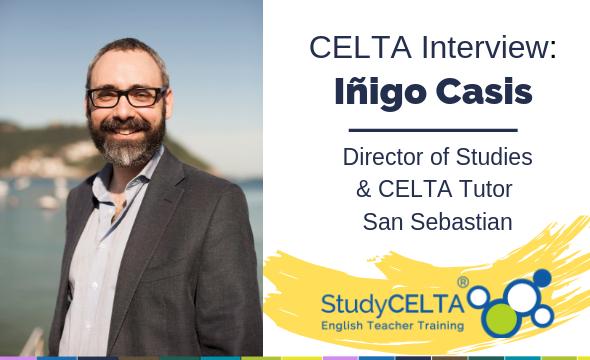 Interview with Iñigo Casis: Director of Studies, San Sebastian, Spain