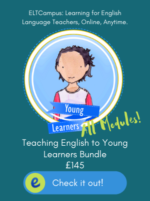 Teaching English to Young Learners Online Course