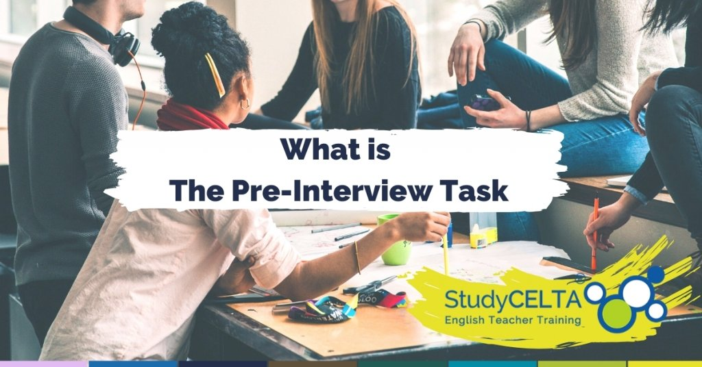 What is The-Pre-Interview Task