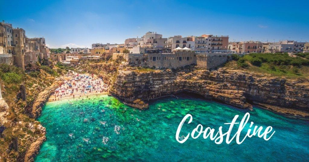CELTA Bari Coastline