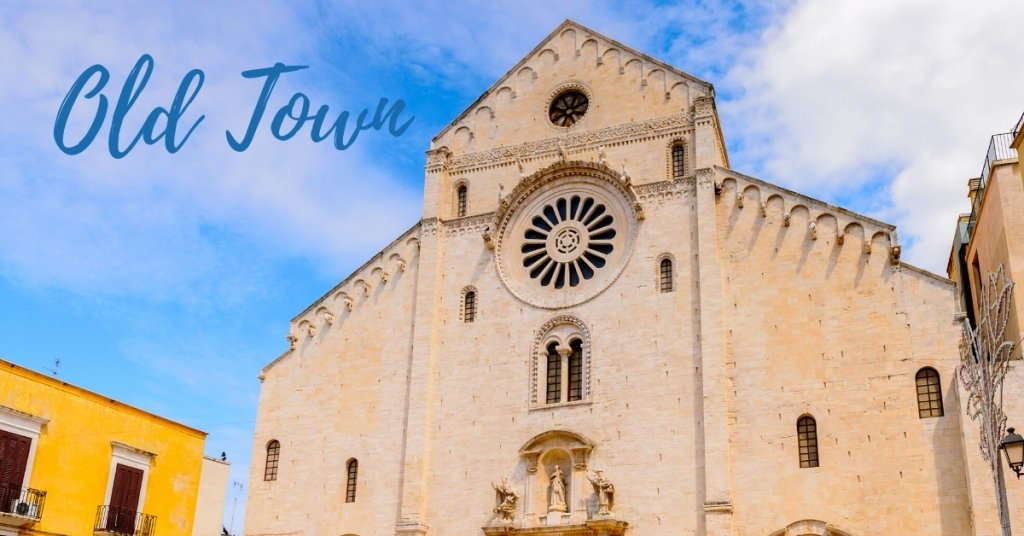 CELTA Bari Old Town