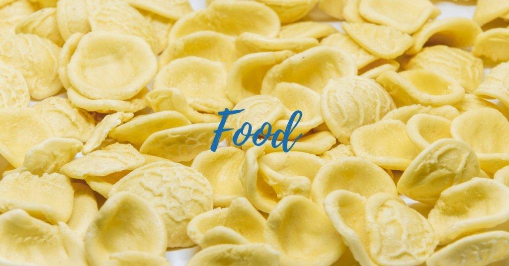 CELTA Bari Food