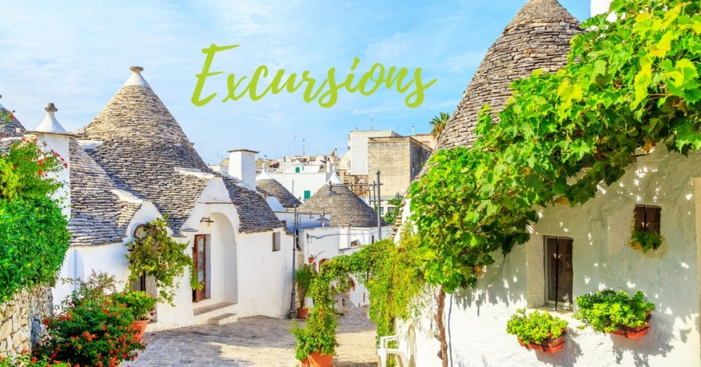 CELTA Bari Excursions