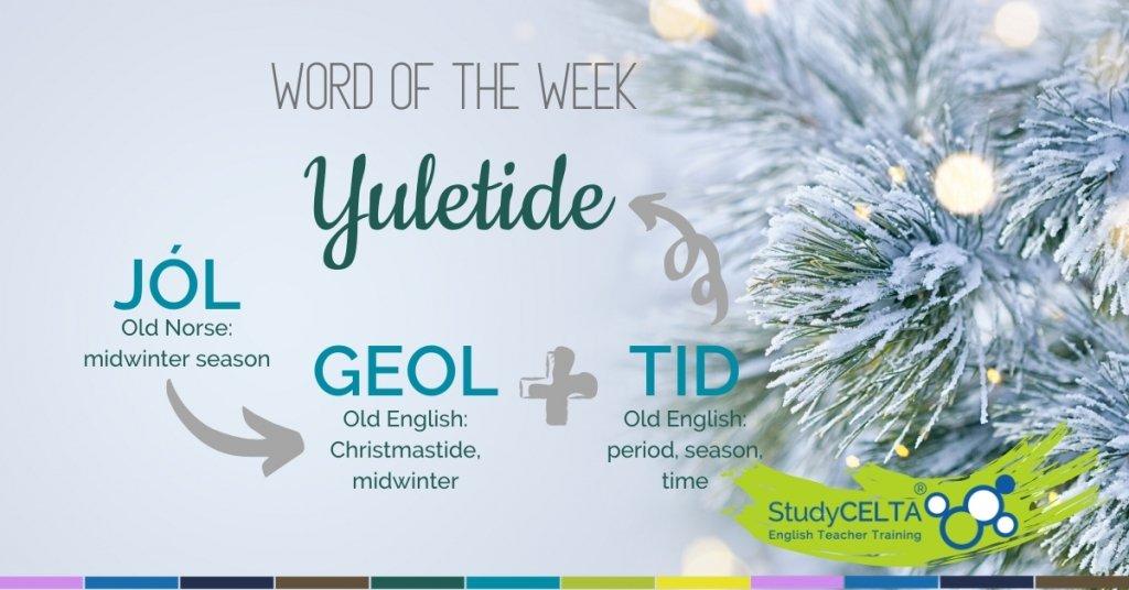 Word of the Week: Yuletide
