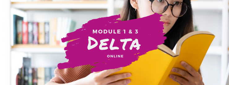 TEFL Online Course All Delta Modules 1 and 3