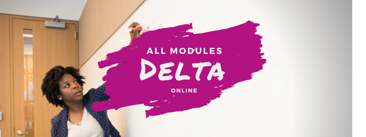 TEFL Online Course All Delta Modules