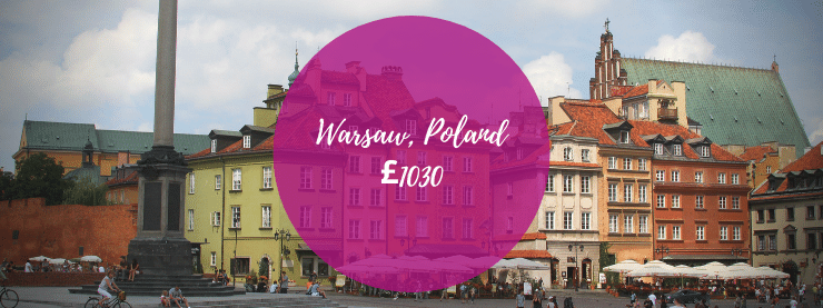 CELTA course in Warsaw Poland