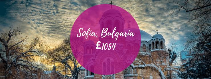 CELTA course in Sofia Bulgaria