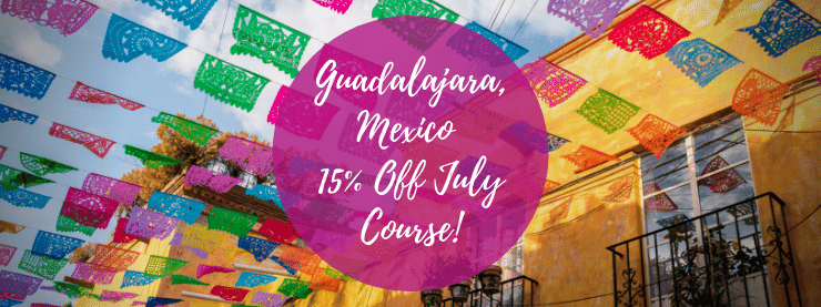 Special Offers on CELTA Courses Guadalajara Mexico