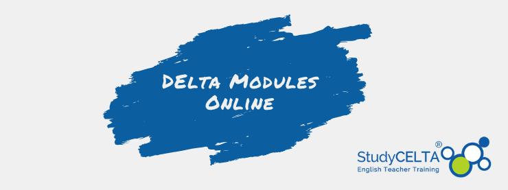TEFL Online Course Delta Modules Online