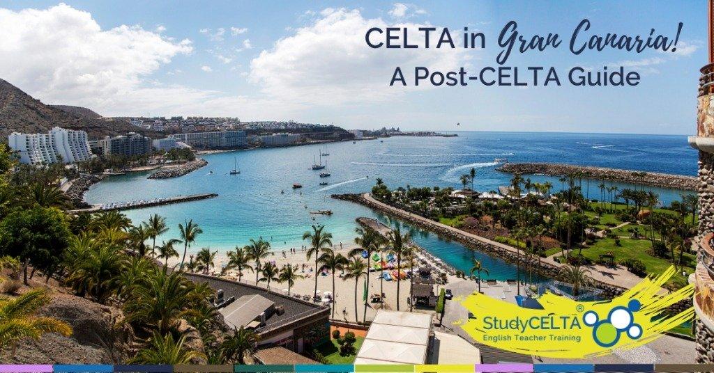 CELTA in Gran Canaria: Your Post-CELTA Guide!