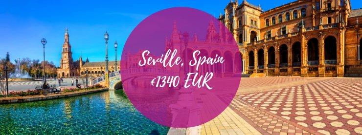 Special Offer: CELTA Online Blended - Seville, Spain