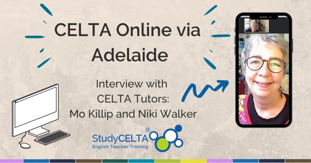 how to prepare for the online celta course