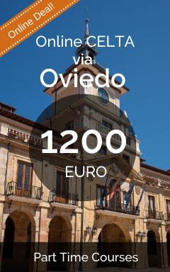 CELTA Courses Oviedo