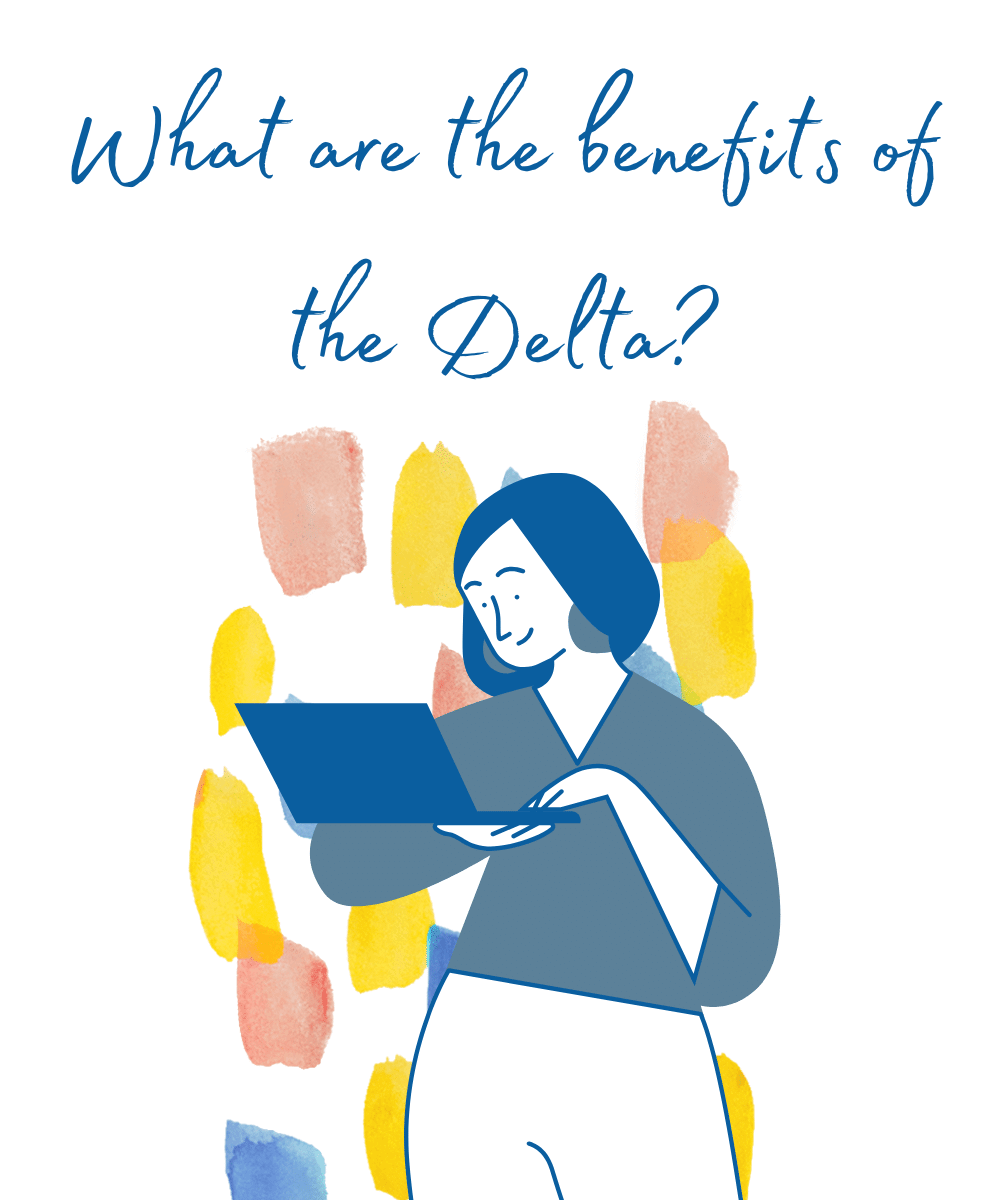 What are the benefits of the Cambridge Delta Course?