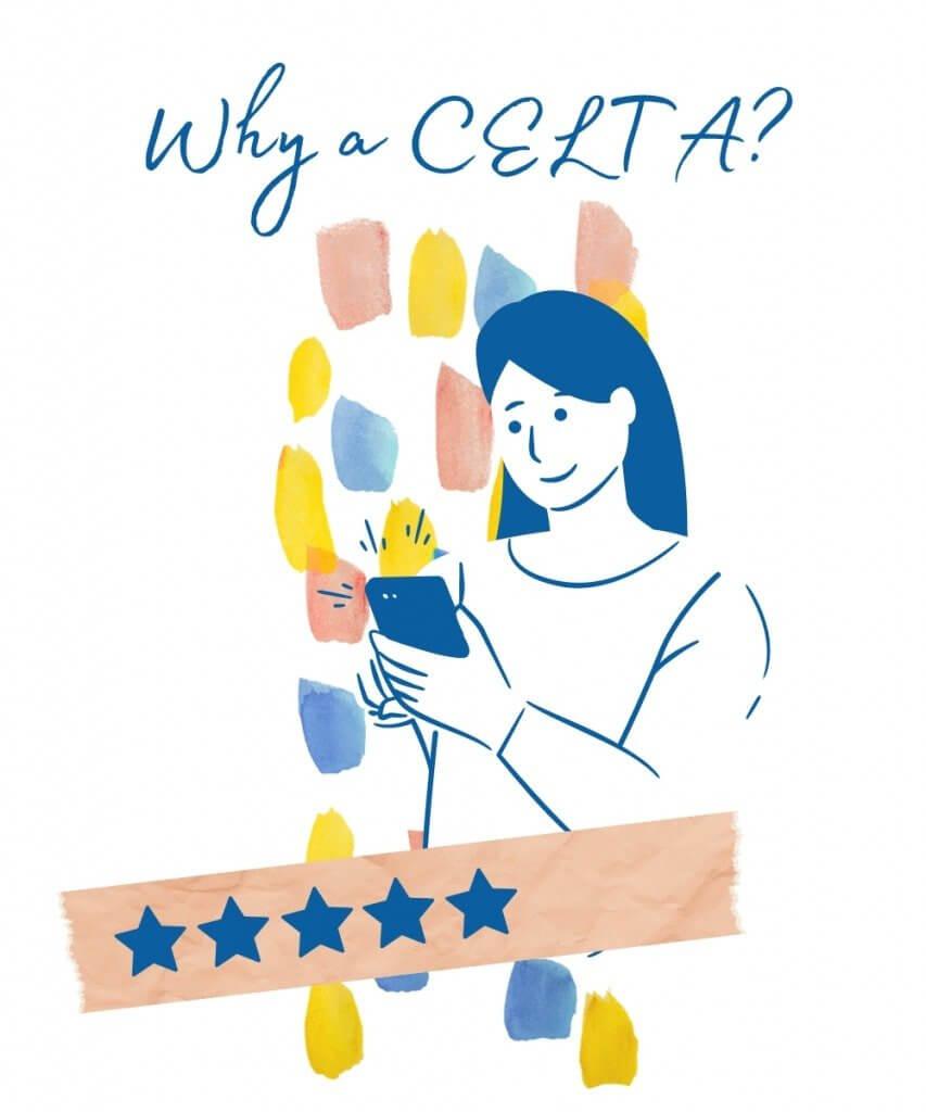 CELTA Courses: Why should I take a CELTA?