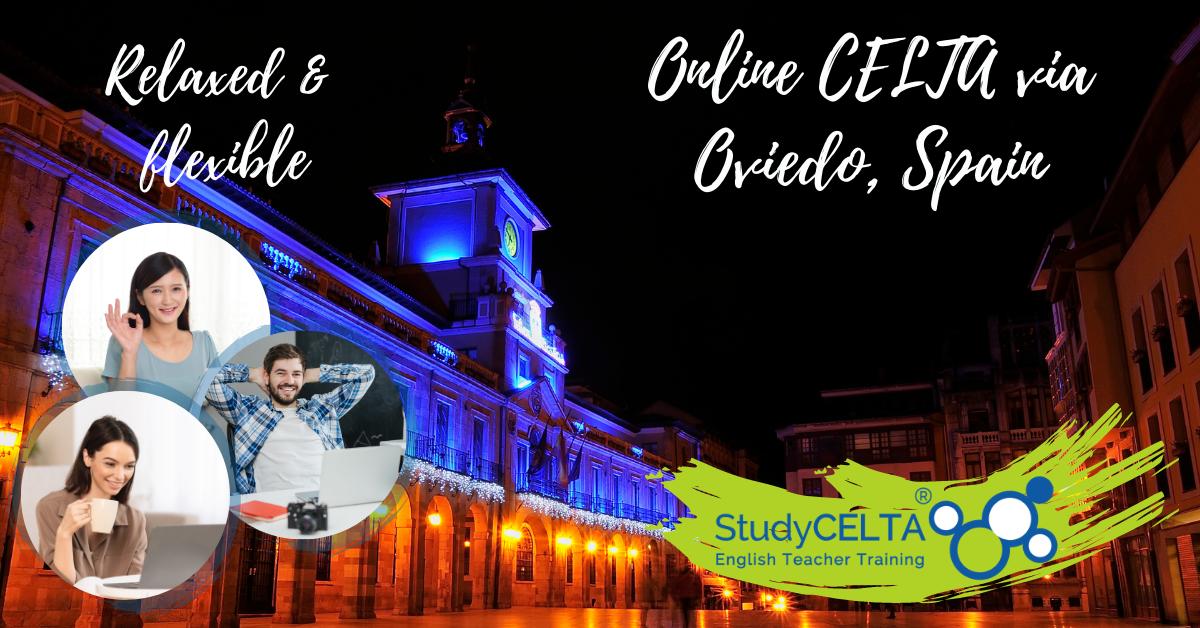 Online CELTA Oviedo